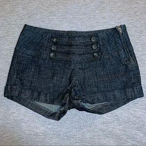Cute Denim Shorts - Small